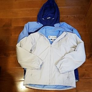 Columbia 3 in 1 parka